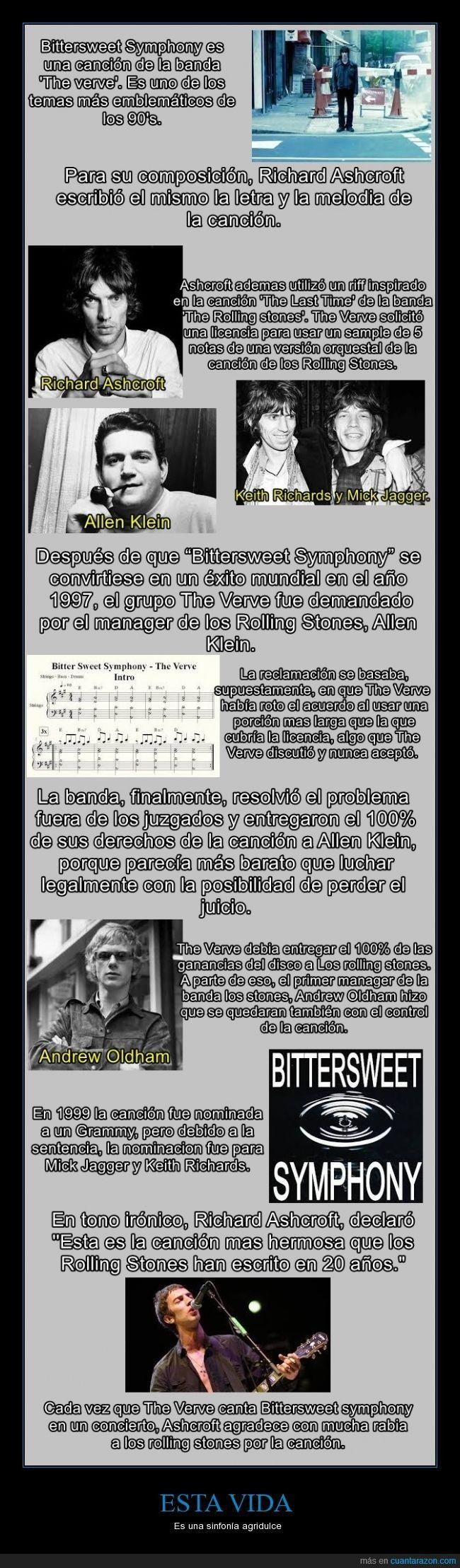 ESTA VIDA - Es una sinfonía agridulce