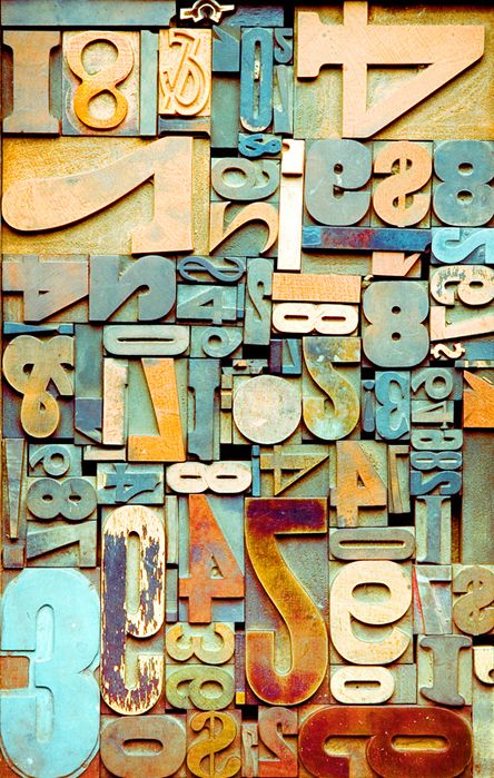 numbers numbers numbers.: Graphic, Inspiration, Color, Beach Numbers, Art, Weathered Beach, Typography, Letters