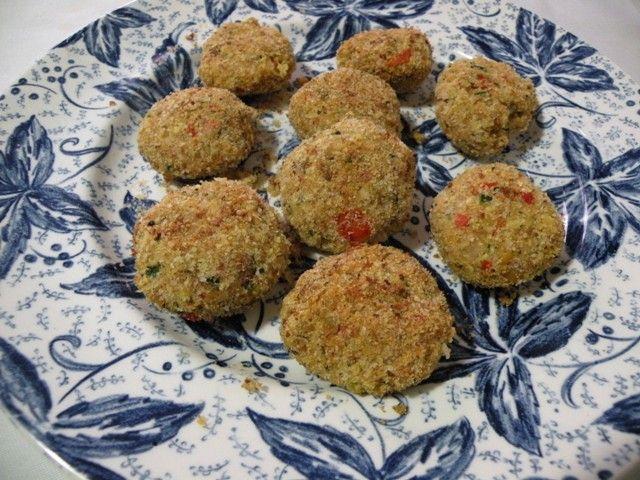 Polpette di ceci e tofu al basilico – Vegan blog – Ricette Vegan – Vegane – Cruelty Free