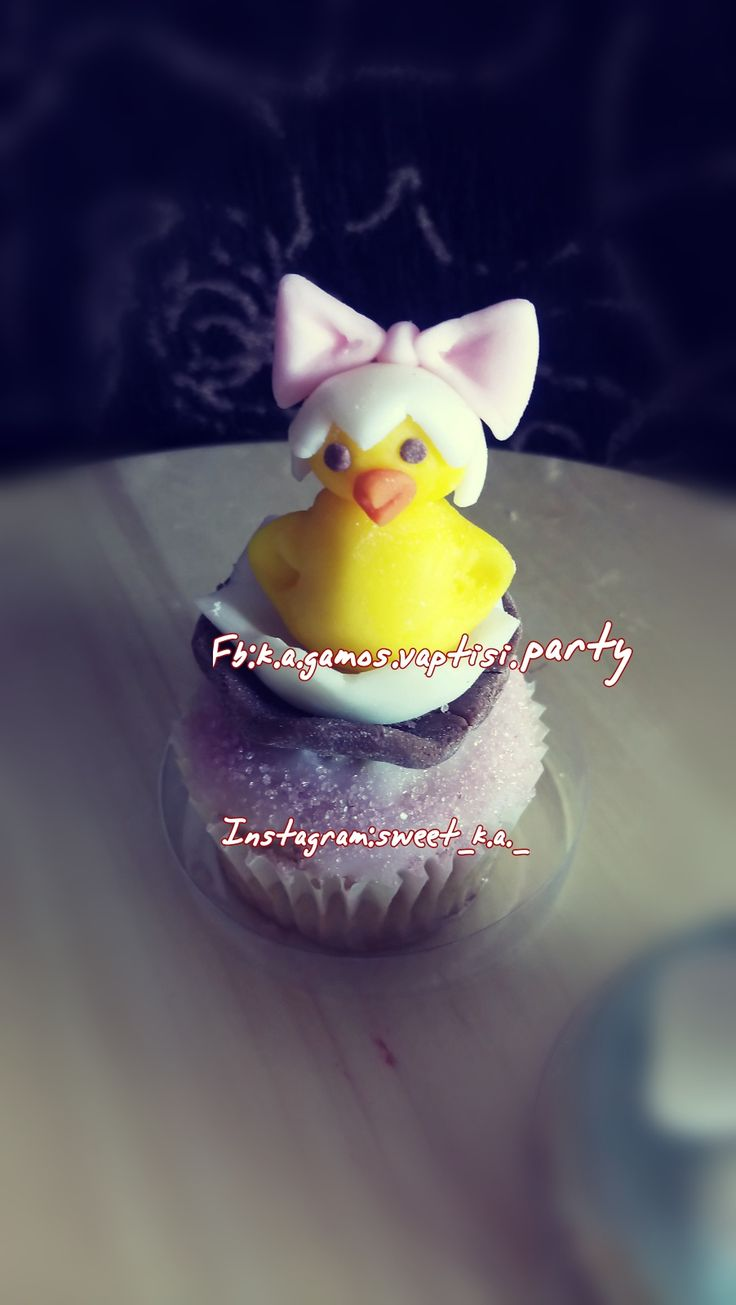 Easter chocolate cupcakes with handcrafted figures, a spring touch and imagination! Unique proposals for unique people... And do not forget to ask us #likes, #Subscribe, #follows and #comments .. Thank you !! ❤️ ❤️ ❤️❤️❤ ️ Fb: k.a.gamos.vaptisi.party Instagram: sweet_k.a._  https://xiropiitesglikesapolafsiska.blogspot.gr