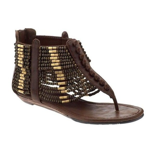 Coconuts Aztec Flats Sandals ❤ liked on Polyvore featuring shoes, sandals, flats, zapatos, women, coconuts sandals, flat heel sandals, flat thong sandals, toe thong sandals and flat pump shoes