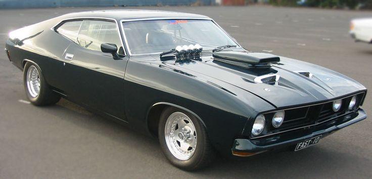 Falcon XB GT Coupe