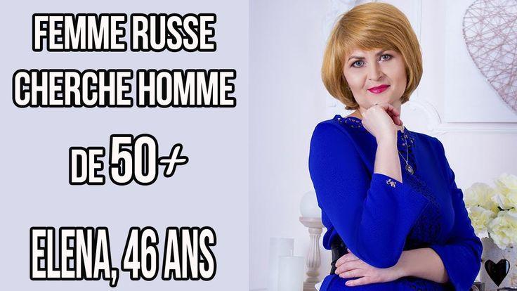 Femme russe cherche homme de 50+, site de rencontres UkReine