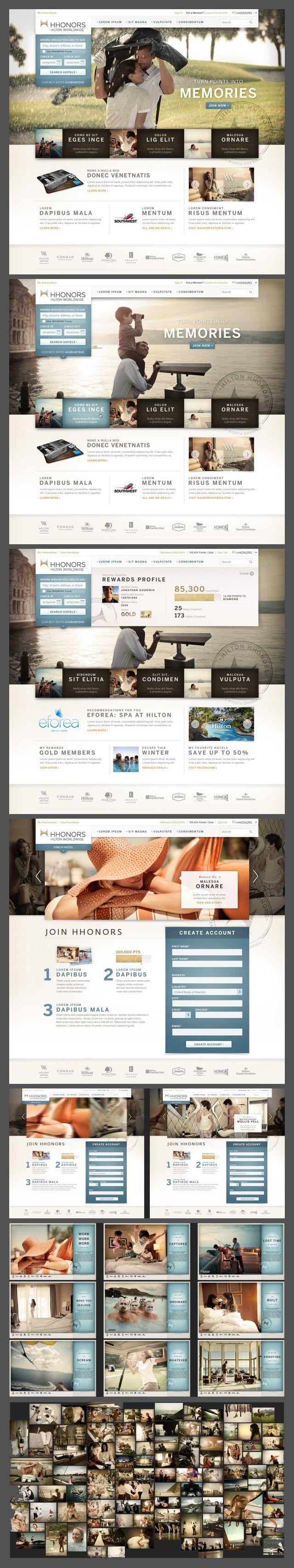 #web #design #interactive