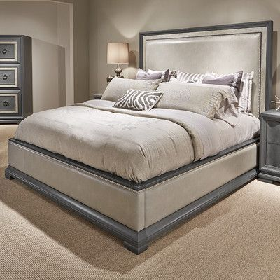Legacy Classic Furniture Tower Suite Upholstered Panel Bed - http://delanico.com/beds/legacy-classic-furniture-tower-suite-upholstered-panel-bed-610353187/