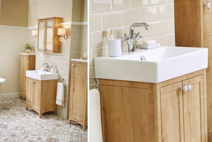 Quantum square slabtop basin, savio basin mixer tap, biscuit brick bathroom wall tiles and bohemian beiges bathroom floor tiles #downton #downtonshaker #bathroomfurniture #myutopia