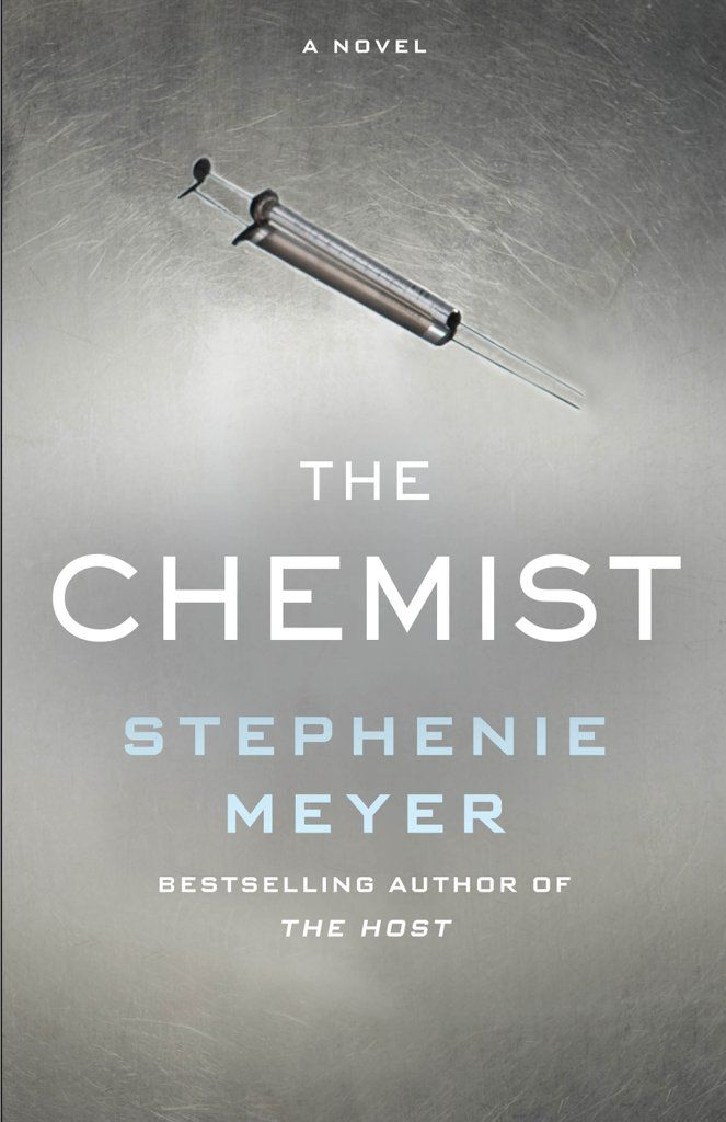 The Chemist by Stephenie Meyer, Out Nov. 8