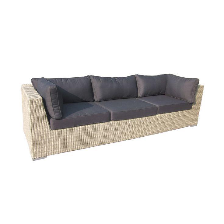 West 3-Seater Sofa