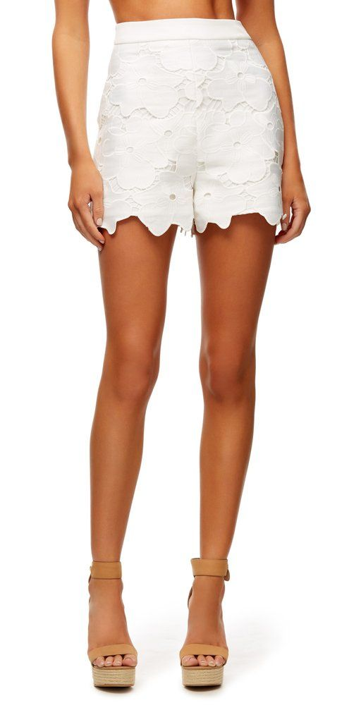 December Lace Shorts