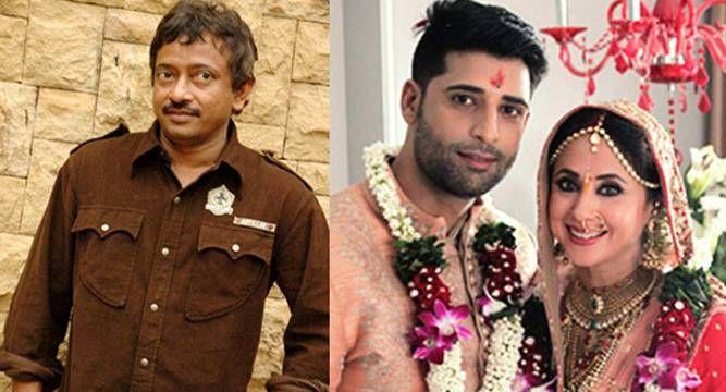 #RamGopalVarma wishes #Urmila 'rangeela' married life