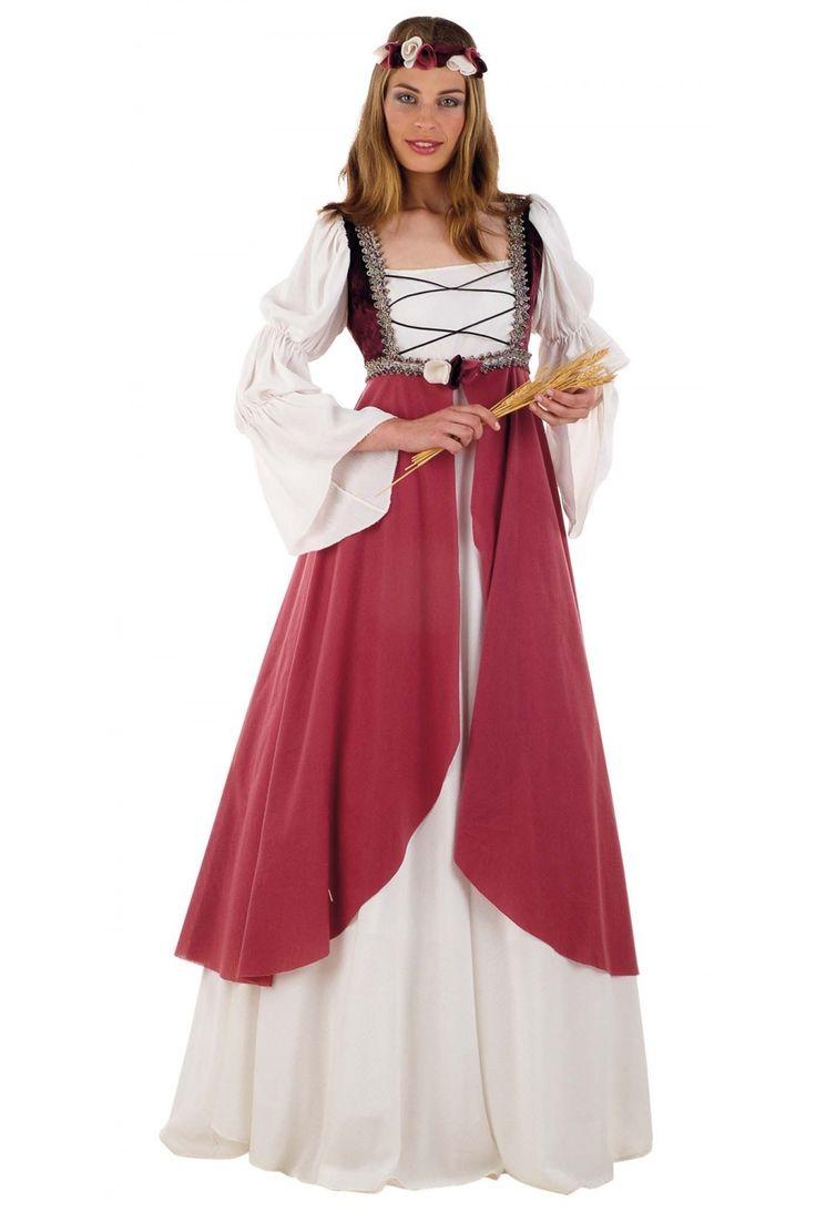 Disfraz Medieval de Clarisa