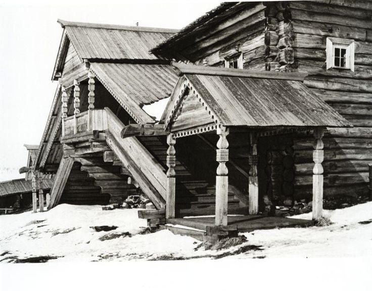 Как строили на Руси раньше