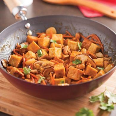 Pad thaï végé - Recettes - Cuisine et nutrition - Pratico Pratiques