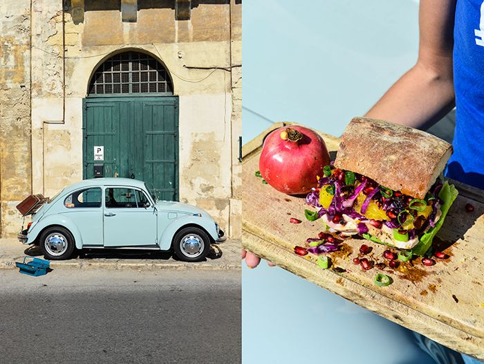 Brighten up a winter's day with a colourful sandwich packed with vibrant flavours. Join the Food Bloggers for Volkswagen board on Pinterest for more delicious inspiration from great food bloggers.