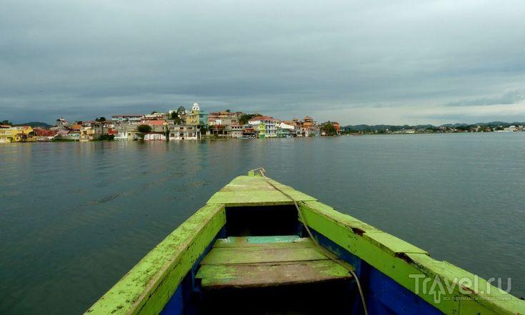 Флорес, Гватемала: Город-остров