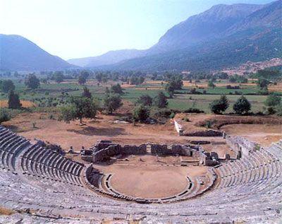 ioannina greece | Ioannina; the ancient theater of Dodone