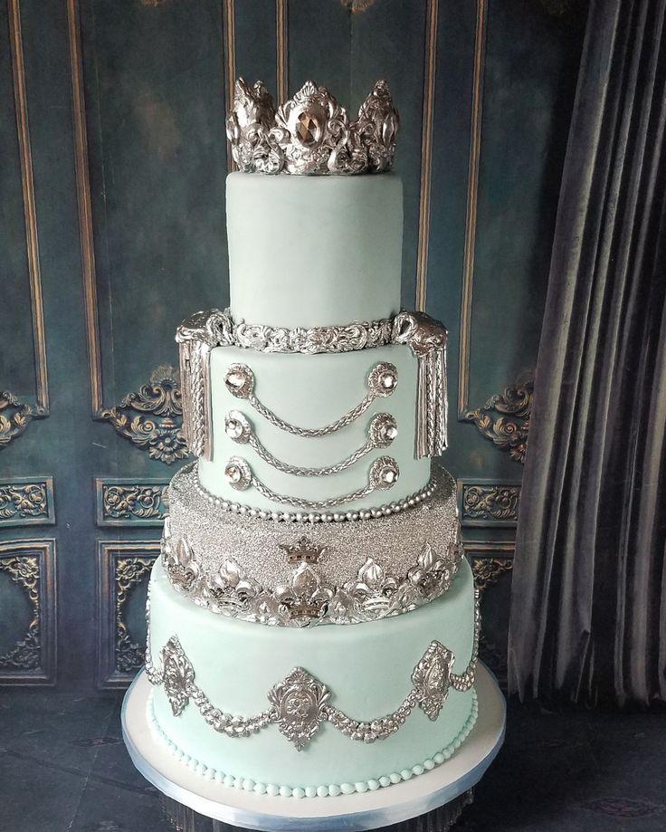 Prince Cake Royal Cake