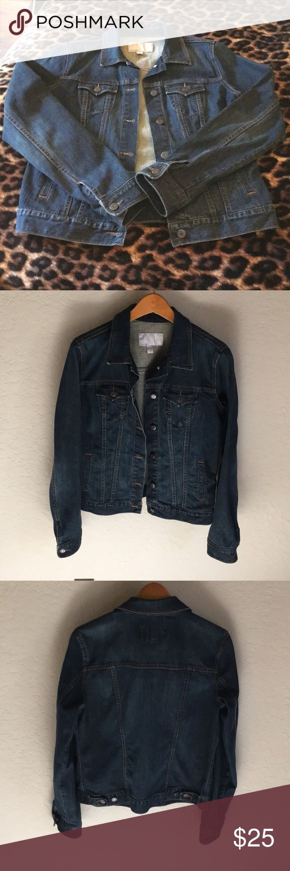 NWOT Old Navy Jean Jacket NWOT Old Navy Jean Jacket! Excellent condition! Never worn! Old Navy Jackets & Coats Jean Jackets