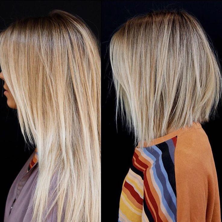 10 cortes de cabelo curtos fáceis de Bob para o cabelo grosso