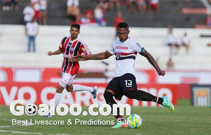 Soccer Prediction Botafogo SP VS Santos Tips Brazil Campeonato