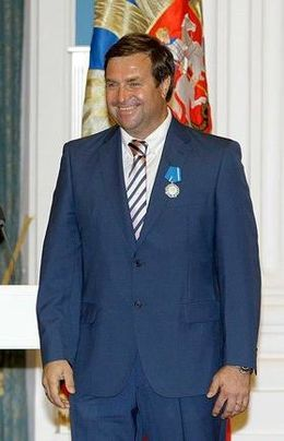 1980-1988  Vladimir Salnikov URSS  4 médailles