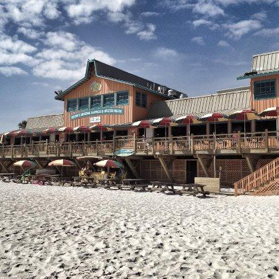 The Back Porch  Destin, Florida LOVE this restraunt! Such a fun place, brings back memories