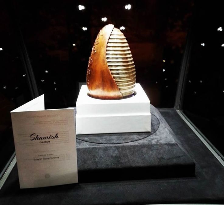 The world's most expensive edible Easter egg by Shawish jewellers. On sale in Harrods for £28,000! (You get some jewellery as well)