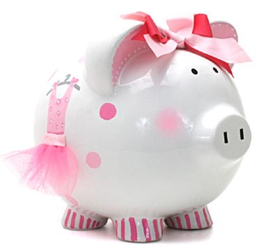 Best 25 ballet tutu ideas on pinterest ballet costumes Large piggy banks for adults
