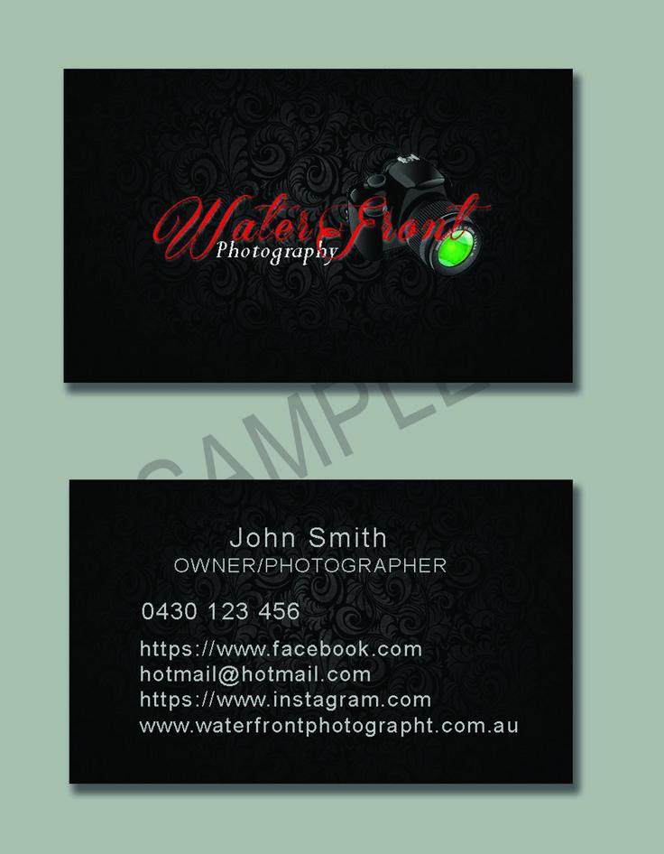 22 best Business Card Designs For Sale images on Pinterest - business card sample