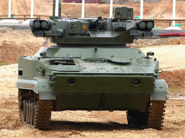 Russian UGV | Russia to integrate unmanned ground vehicles
