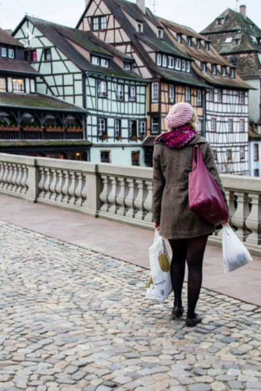 """This bridge view is from our feature """"Spirits of Strasbourg"""""""