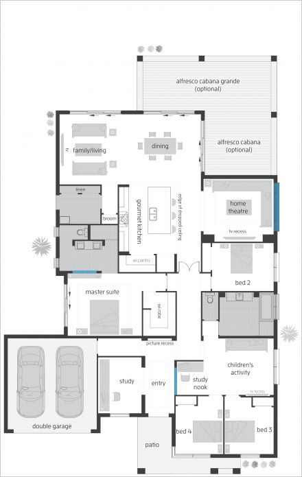 Best 25+ Beach House Floor Plans Ideas On Pinterest | Beach House Plans,  Beach Cottage Exterior And Coastal Decor