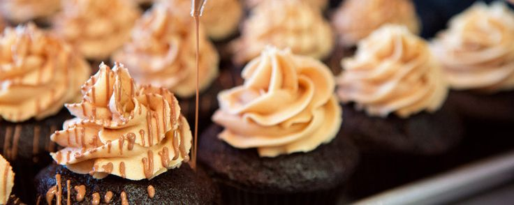 "Cupcakes for your big day? Frostings Bake Shop has something for every sweet tooth! Get a ""taste"" of Frostings Bake Shop at our Greater Richmond Convention Center show on January 25th"