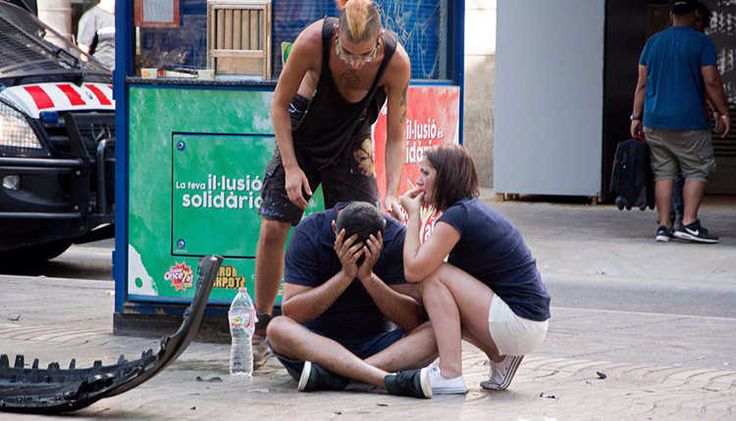 ISIS claims responsibility for Barcelona terror attack that killed at least 13 people