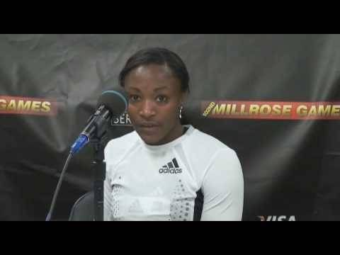 2009 Millrose Games - Bianca Knight