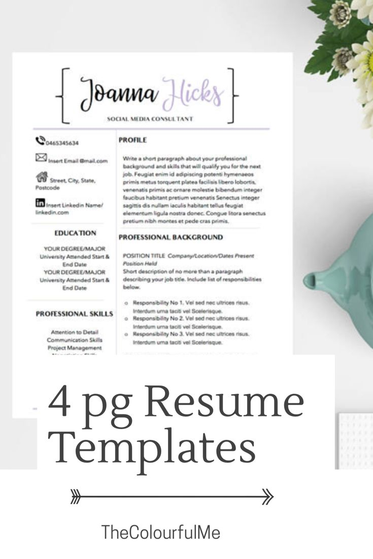 Resume Templates/ Professional Resume Templates / Student/ Career / Administration Resume Template/ Administrative Resume Templates/ Teacher Resume Templates in word / cv template / Resume Template