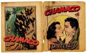 ChamacoMexicans Posters, Comics Covers