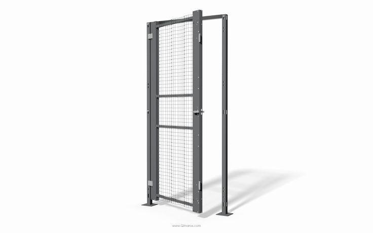Sterkere deuren voor een flexibelere machineafscherming  Qimarox heeft het Securyfence afschermsysteem uitgebreid met een nieuwe serie draai- en schuifdeuren. De nieuwe deuren worden altijd voorgemonteerd geleverd en zijn niet alleen steviger en robuuster dan de voorgaande serie, maar vergroten bovendien de flexibiliteit. Omdat ze dezelfde afmetingen hebben als de standaard Securyfence gaaspanelen, is het nu nog eenvoudiger geworden om een deur te monteren.