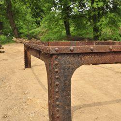 Water tank table – EMBASSYEMBASSYINTERIORS