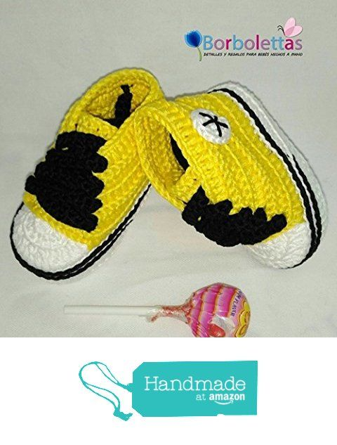 Chaussures De Sport De Style Bébé Converse, Fuchsia Et Noir, 0-3 Mois