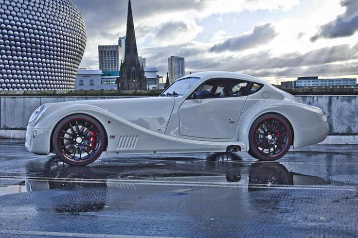 the entirely aluminum Morgan Aero Coupe.   4.8 litre BMW V8 and British engineering & Style. Call me old-fashioned....