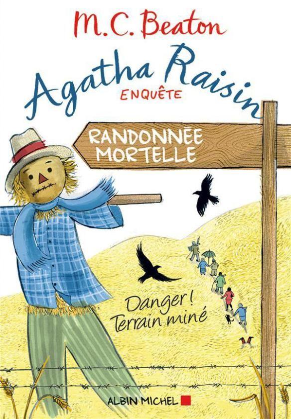 Agatha Raisin Enquete Tome 4 Randonnee Mortelle M C Beaton Livre Livre Policier Agatha