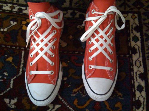 Shoelace Swag - Ways to Play Up Your #Sneakers