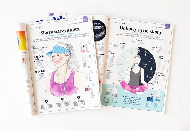 #illustration #health #magazine #illustrator