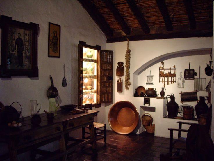 EL MUSEO DE ARTES Y COSTUMBRES POPULARES DE MÁLAGA