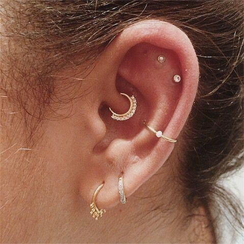 Pin By Lucy Lutterbeck On Need Piercings Ear Jewelry