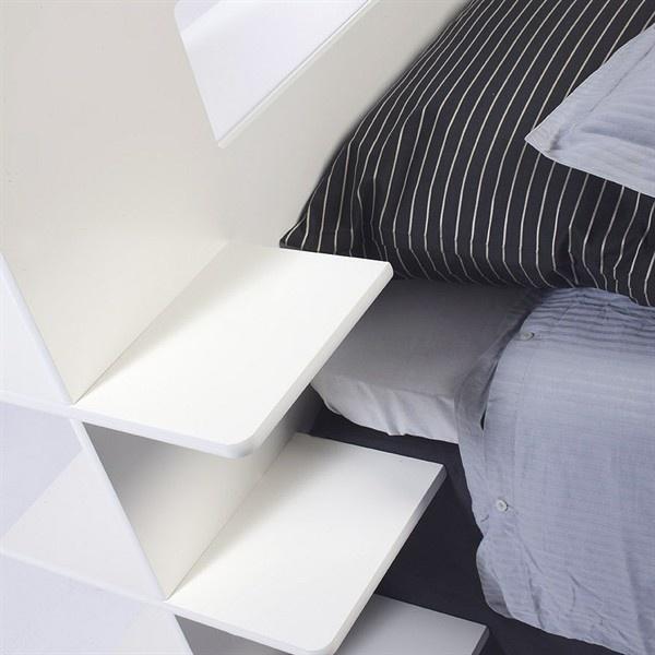 Borås sänggavel 180 cm » 180 cm » Sängramar- och gavlar - Kila Möbler