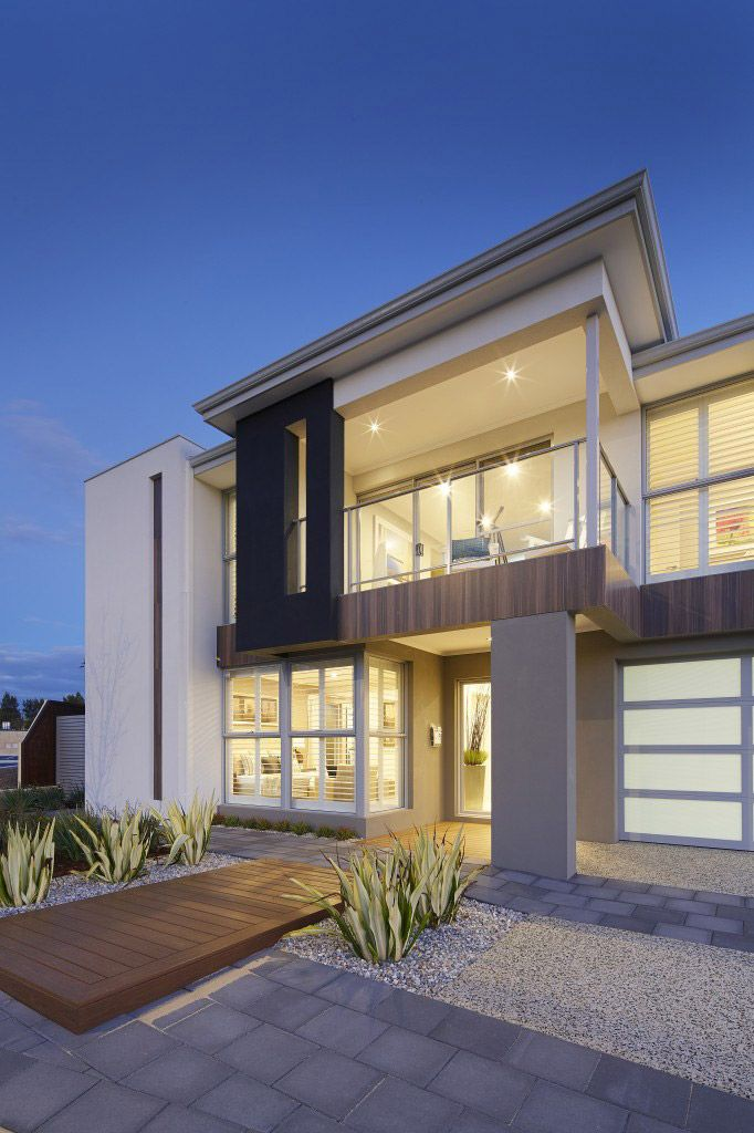 The Meridian Two Storey Perth by V2 at Burns Beach.