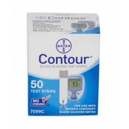 Ascensia Contour Test Strips - Price ( MSRP: $ 39.41Your Price: $23.89Save up to 39% ).