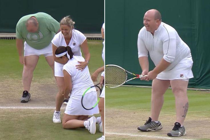 """The strangest victim of the Wimbledon dress code Sitemize """"The strangest victim of the Wimbledon dress code"""" konusu eklenmiştir. Detaylar için ziyaret ediniz. http://www.xjs.us/the-strangest-victim-of-the-wimbledon-dress-code.html"""